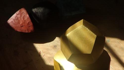dodécaèdre, géometrie, nombre d'or