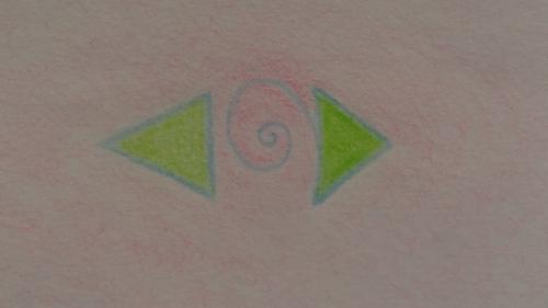 spirale, desin, couleurs,